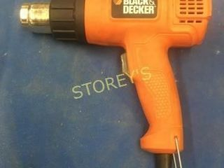 Black   Decker Heat Gun