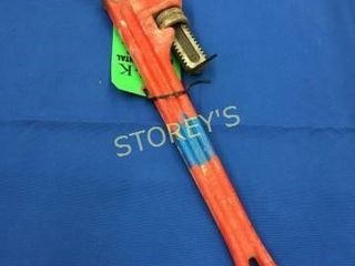 Reed 18  Pipe Wrench