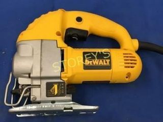 DeWalt 317 Variable Speed Jig Saw