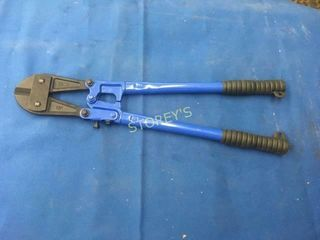 18  Blue Bolt Cutters