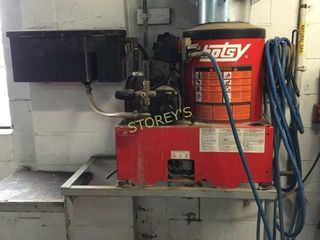 Hotsy Gas Steam Jenny   1300PSI   2 2GPM