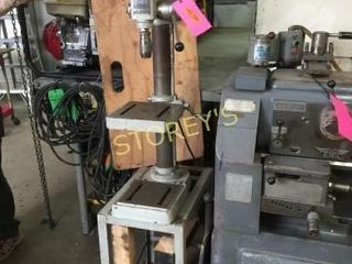 King Table Top HD Drill Press w  Stand   KSD 340