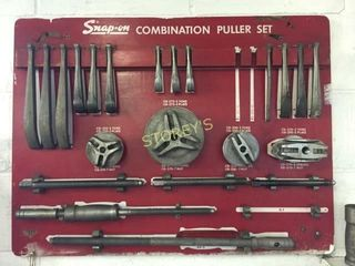 Snap On Puller Board   Tools