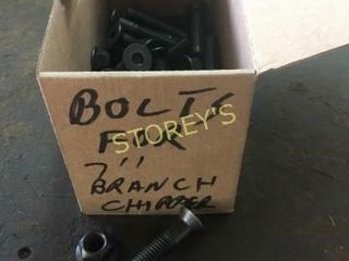 Part Box of HD Bolts