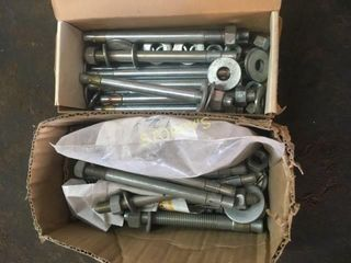 2 Part Boxes of Bolts