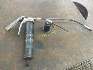 legacy Grease Gun   Oil Can