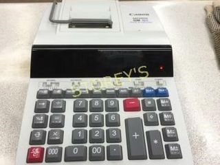 Canon MP49DII Calculator