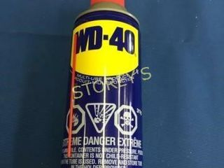 4 Cans of WD 40