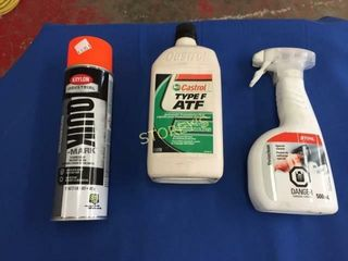 Orange Marking Paint  Trans  Fluid  Stihl Special