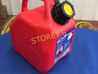 5 New 5l Gas Cans