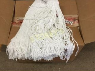 Case of 11 Synthetic Mop Heads