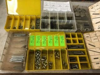 Springs  Grease Fittings  Cotter Pins  Etc