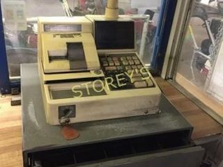 Omron RS12 Cash Register w  Key