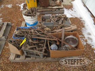 Pallet of antique hand tools 1 jpg