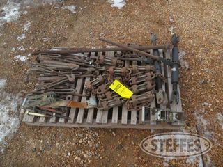 Pallet of torn buckles 1 jpg