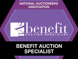 We can help with your fundraiser or benefit auction