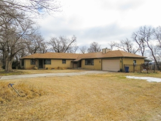 (Valley Center) ABSOLUTE - Tract 3 - 3-BR, 2-BA Home on 4.9 +/- Acres