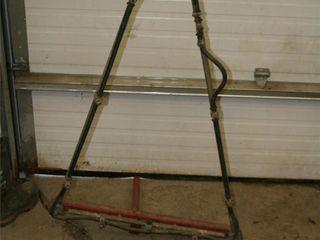12  ATV SPRAYER FOlDING BOOM 12  ATV SPRAYER FOlD