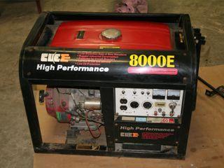 8000W 13HP GAS GENERATOR 2