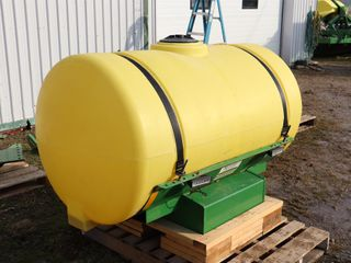AGRIC PRODUCTS FRONT MOUNT 300G TANK WITH BRACKET