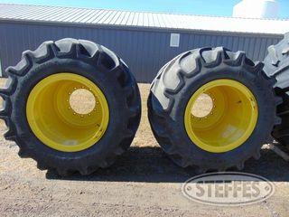 2 1000 40R32 tires 1 jpg