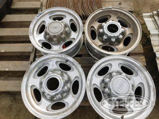 4 Aluminum 16 rims 1 jpg