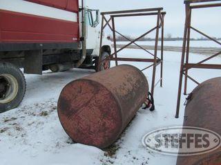 Fuel tank w stand 1 jpg