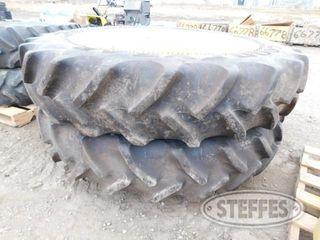 Set of 380 90R50 tires rims 1 jpg