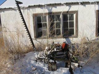 Sickle mower