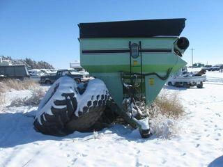 Parker grain cart