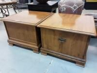 Matching end tables 27 25 x 27 25