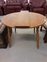 42in Dining Table with one 10in wide leaf