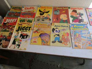 DISNEY COMIC BOOKS