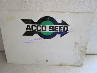 ACCO SIGN