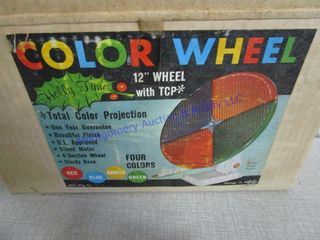COlOR WHEEl FOR TREE