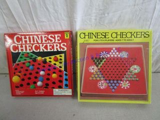 CHINESE CHECKERS GAMES