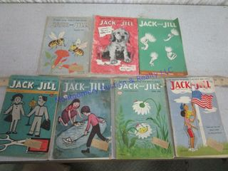 JACK AND JIll BOOKS