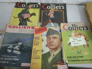 COllIER S MAGAZINES