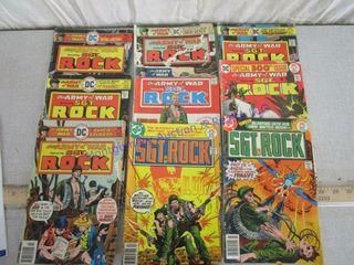 ROCK COMIC BOOKS