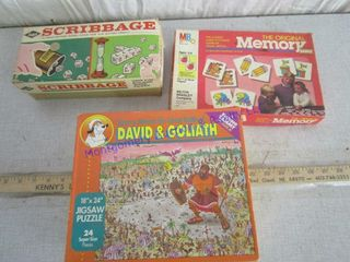 GAMES AND PUZZlE