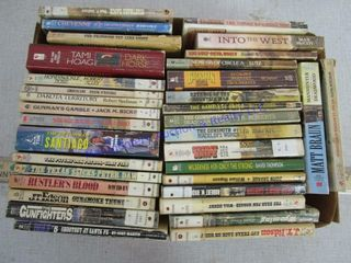 BOOKS PAPERBACK