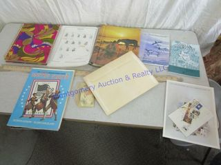 STAMPS   BOOKS ABT COllECTING