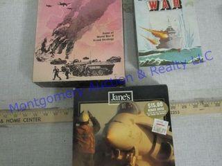 3 GAMES  WAR