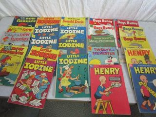 MIXED COMIC BOOKS