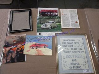 PICTURE AND OlD CAlENDARS