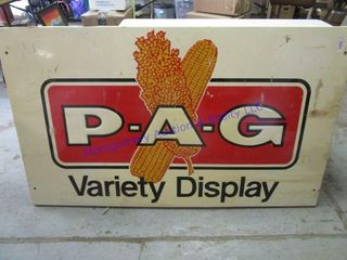 PAG SEED SIGN