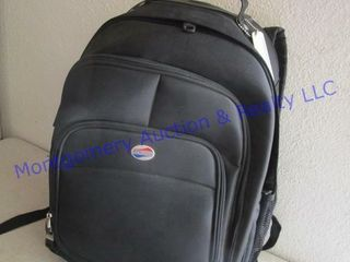 SUITCASE BACKPACK