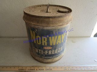 NORWAY CAN