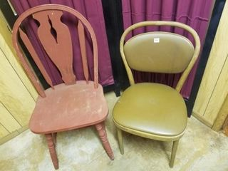 Vintage Chairs  2