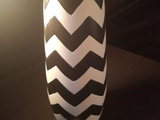 Designer style vase